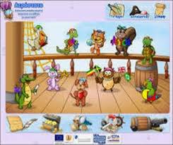 Διαδικτυακή πύλη ψυχαγωγίας και μάθησης για παιδιά