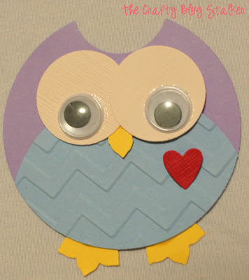 Paper Crafting Owls