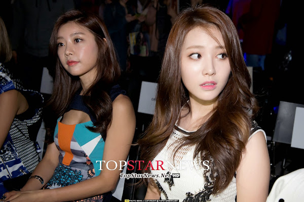 Sojin Yura Seoul Fashion Week