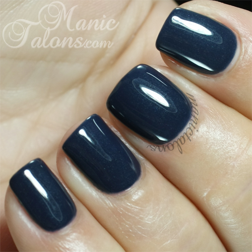 Manic Talons Nail Design: Sultry Darks from Madam Glam
