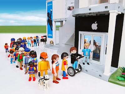 e8bb playmobil apple store line pack April 1 links