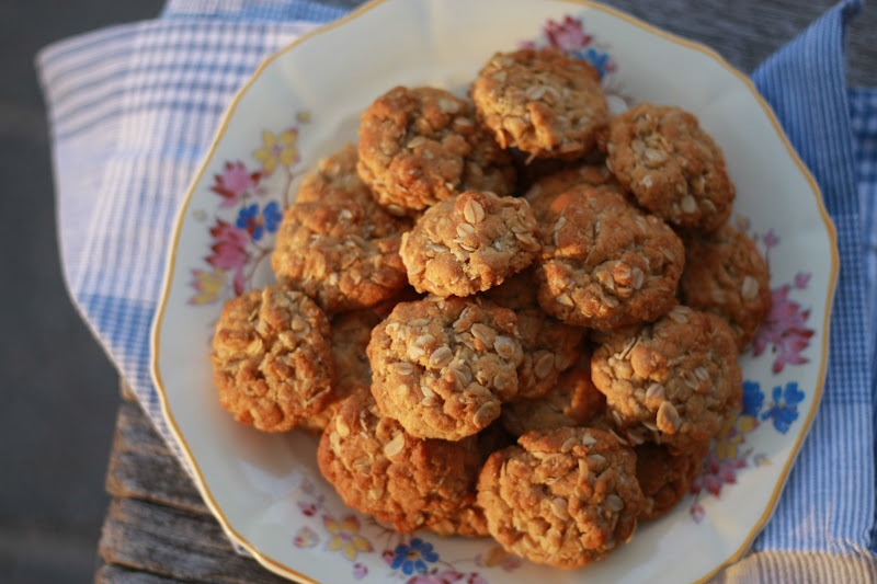 chewy anzac biscuits - photo #16