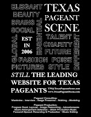 Texas Pageant Scene