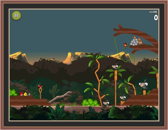 Angry Birds Rio ScreenShot No.3