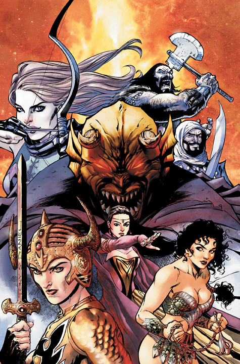 Etrigan the Demon Character Review - 1