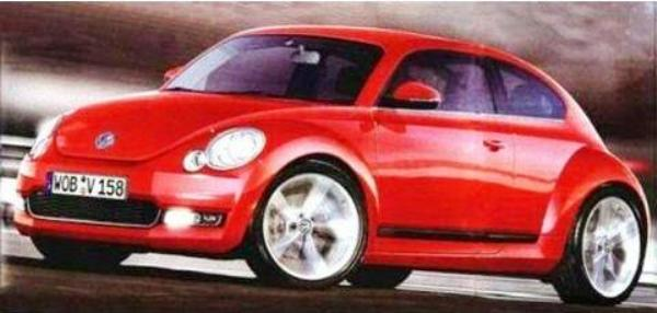 volkswagen beetle 2011. VW Beetle 2011 Gear 1