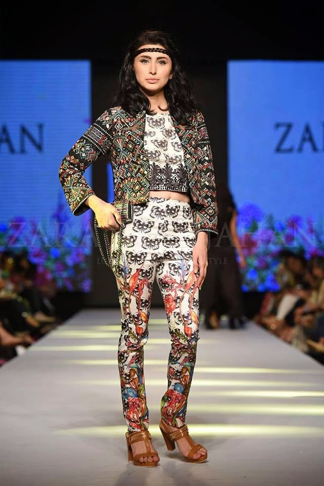 Zara Shahjahan TPFW 2015 Summer Pret Collection