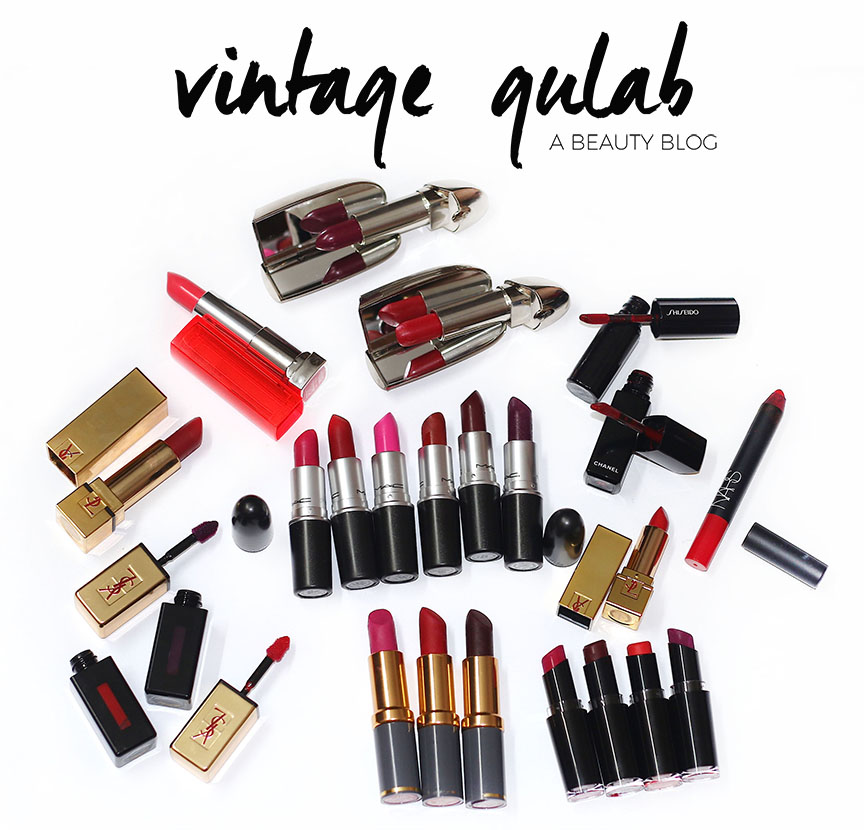 Vintage Gulab | A beauty blog by Maria Nadeem