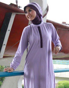 Model Baju Blus Muslim Zenitha 25 b