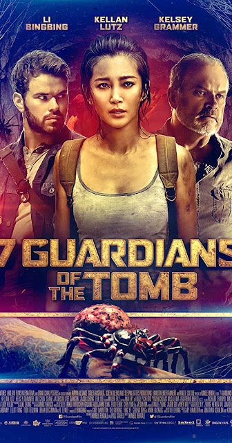 Guardians of the Tomb (2018) ταινιες online seires xrysoi greek subs