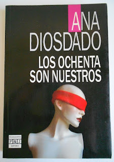 """""""Los ochenta son nuestros"""" - Ana Diosdado."""