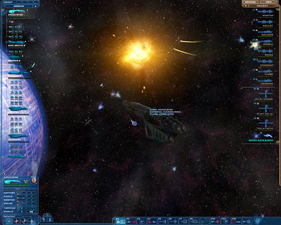 Nexus: The Jupiter Incident Screenshots 1