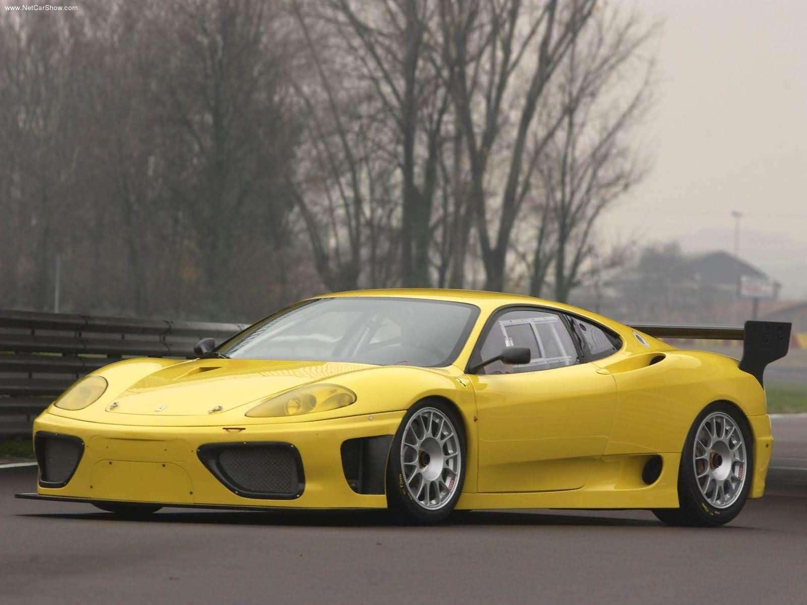 Hình ảnh siêu xe Ferrari 360GTC Fiorano 2003 & nội ngoại thất