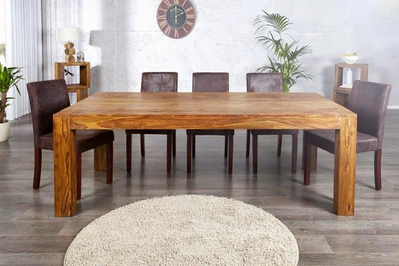 nabytok reaction, masivny nabytok, stôl z masivneho dreva, roztahovaci jedalensky stôl