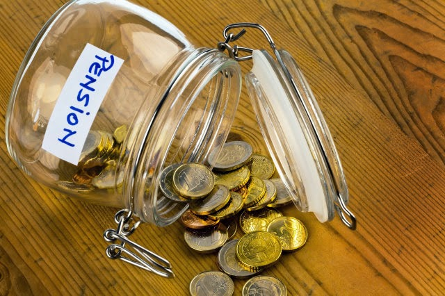 sell your pension