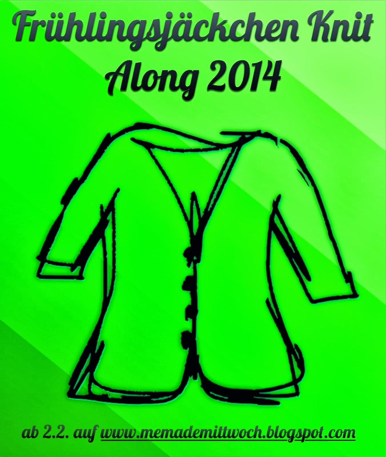 Frühlingsjäckchen Knit-Along 2014