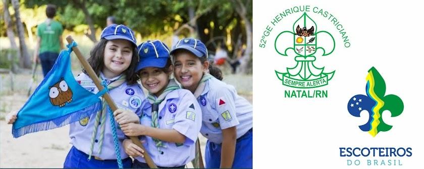 52º/RN Grupo Escoteiro Henrique Castriciano