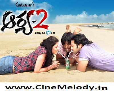 Aarya-2 Telugu Mp3 Songs Free  Download  2009