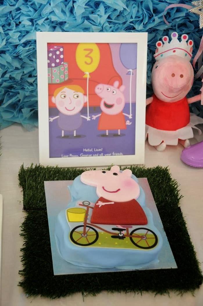 Ideias Decoração Festa Peppa Pig