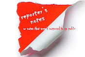 REPORTER'S 'opppps' MOMENTS
