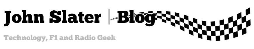 John Slater | Blog
