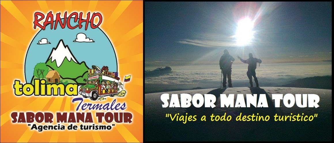SABOR MANA TOUR
