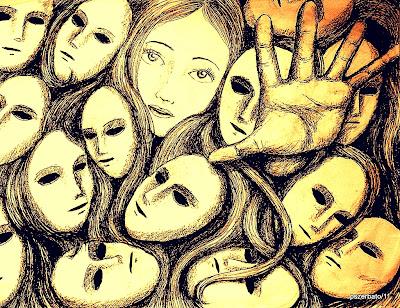 Multiple Personality Disorder (Multiple Personality Disorder - MPD) - A Arte de Paulo Sérgio Zerbato