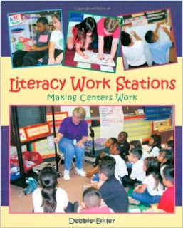 http://www.amazon.com/Literacy-Work-Stations-Making-Centers/dp/1571103538/ref=sr_1_1?ie=UTF8&qid=1440344248&sr=8-1&keywords=literacy+work+stations