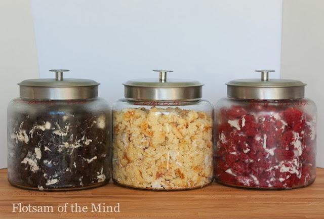 Jars of Cake - Flotsam of the Mind