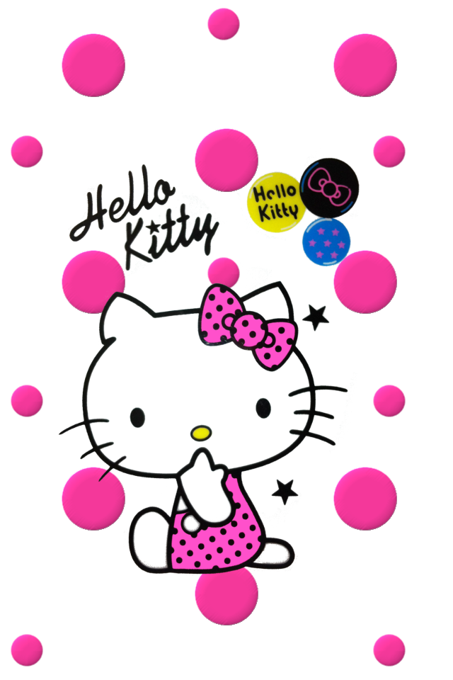 droidsR4girls Hello Kitty Wallpaper Made By Me