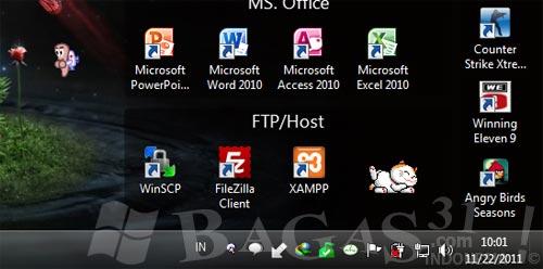 Pasang Hewan Peliharaan di Desktop 2