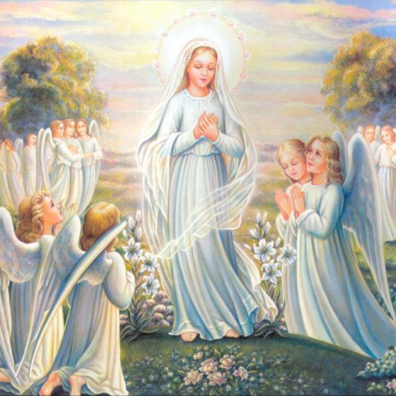 an analysis on marys understanding of her role as the mother of jesus What is mary's role in members is an important first step in understanding mary's role in our jesus made mary the mother of the church and for that.