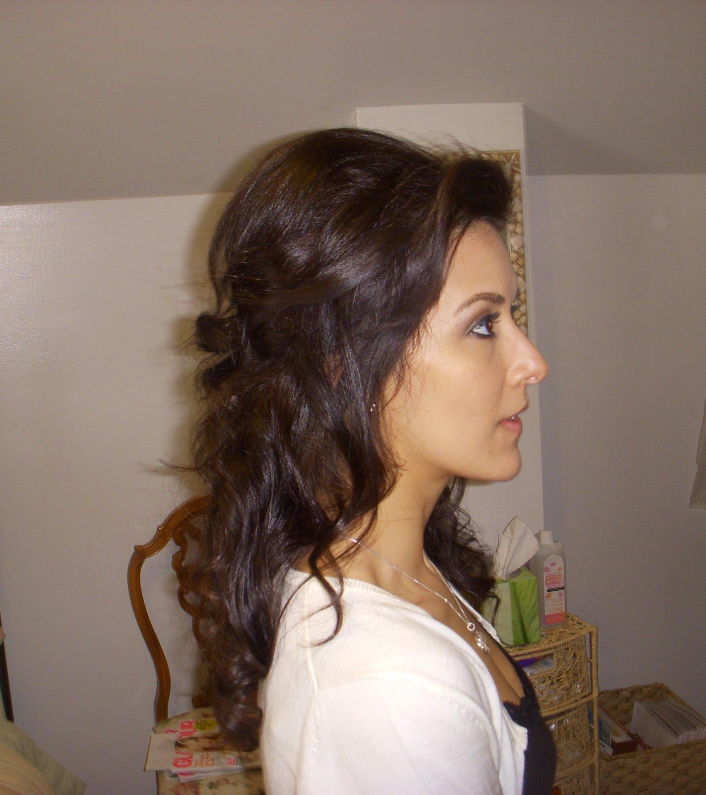 Schnelle: Wedding Hair Trial