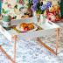 أفكار منزلية رائعة من أنابيب النحاس لتجميل بيتك