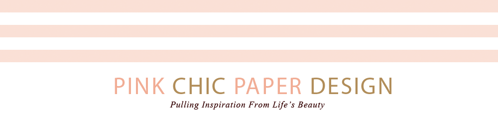 Pink Chic Paper Design