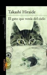 El gato que venía del cielo - Portada
