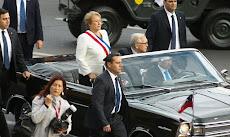 21 de Mayo Bachelet en el Congreso / Aton Chile