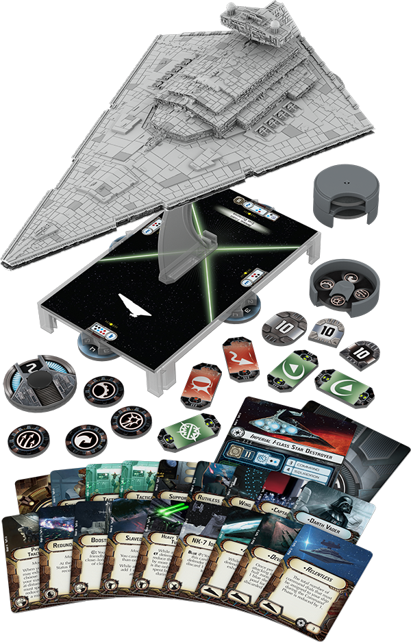 star wars armada destructor imperial