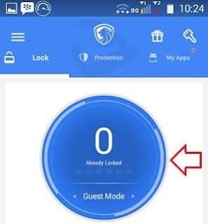 Cara Mengunci (Proteksi) Aplikasi & Folder Di Android2