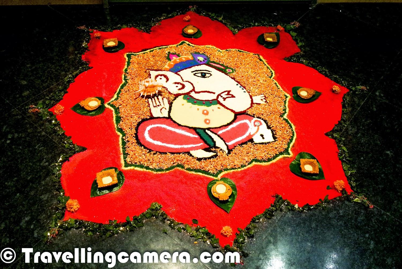 PHOTO JOURNEY: Creative Rangoli Designs to make your Diwali Special