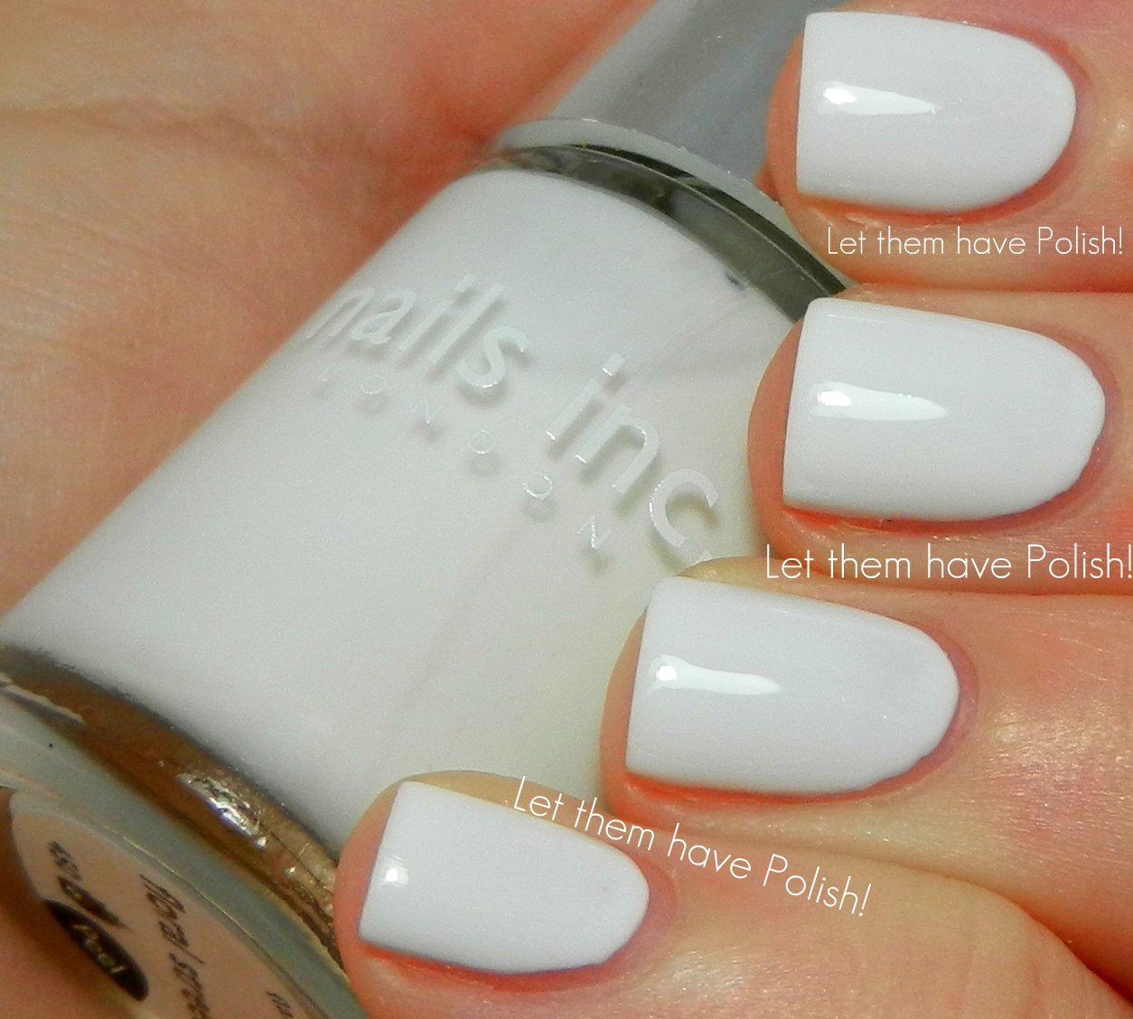 Nail Varnish Nails Inc
