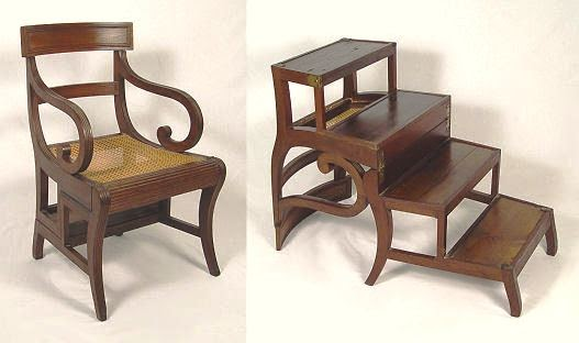 Art And Architecture Mainly Regency Furniture