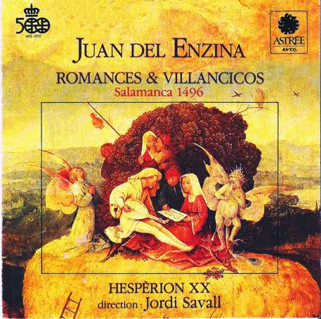 Juan del Enzina