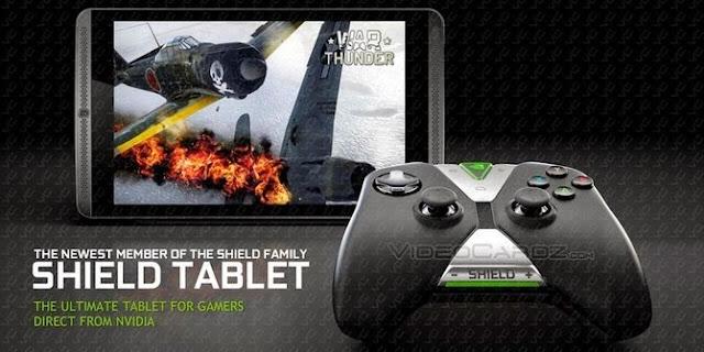 5 Tablet Paling Mumpuni Buat Main Game Nvidia Shield
