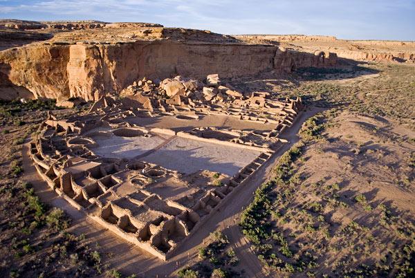 Parco nazionale Chaco (Nuovo Messico - USA) - Le Meraviglie della Natura