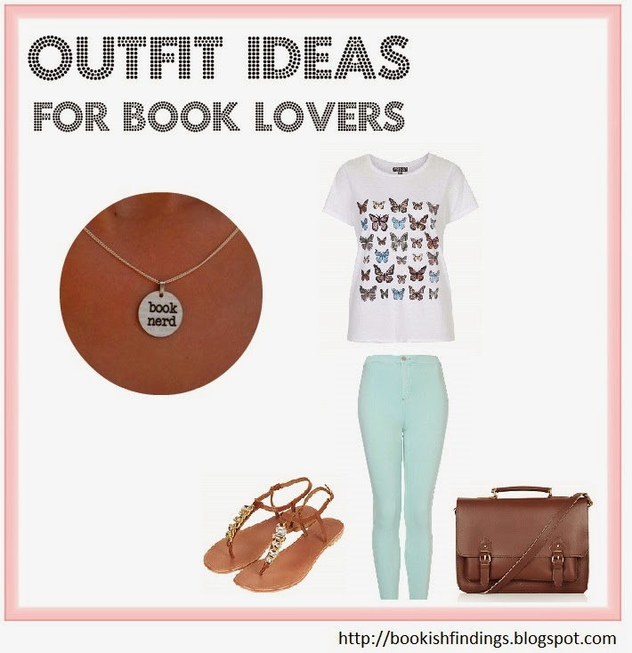 Outfit ideas for book lovers