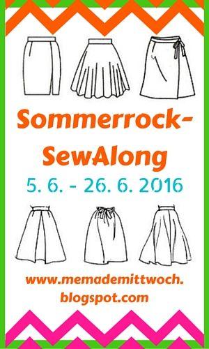 Sommerrock Sew Along 2016