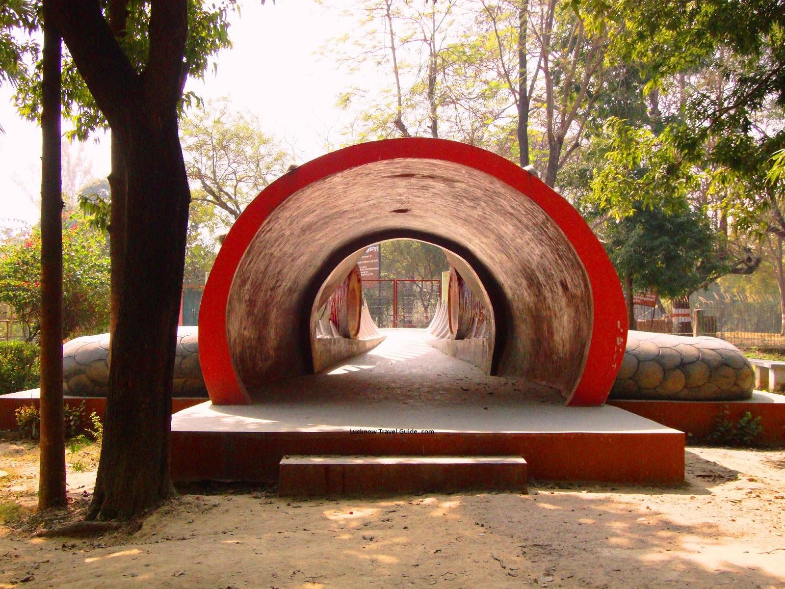 Visit Lucknow