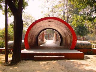 Kukrail Picnic Spot, Lucknow : more : lucknowtravelguide.com