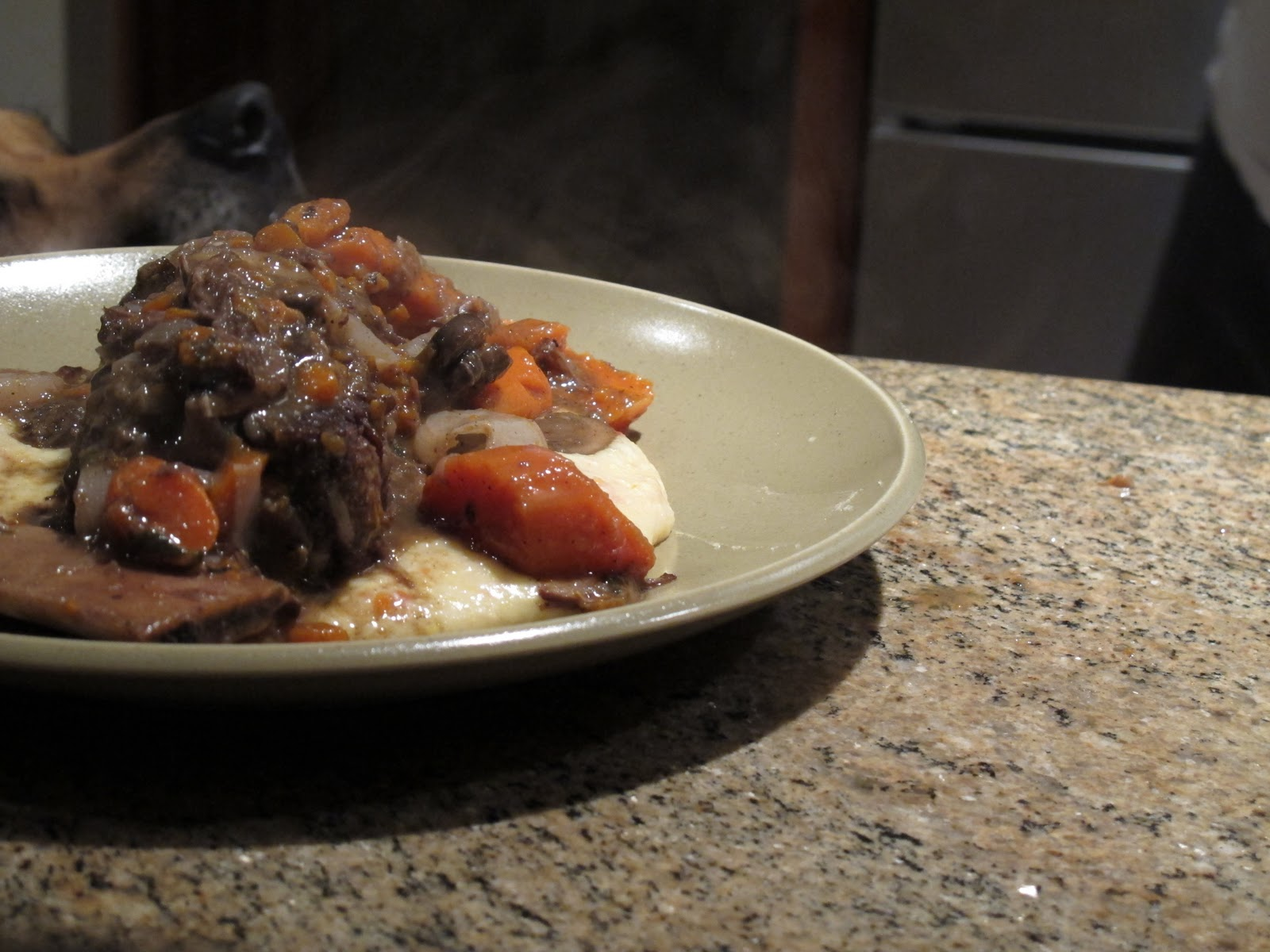 how to cook short ribs on stove